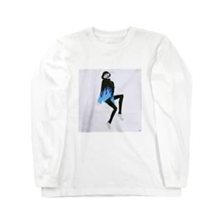 おニューのセーターちゃん Long sleeve T-shirts