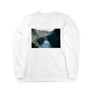 きいろとあか。 Long sleeve T-shirts