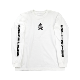 SURFACE CYPER 2020 Long sleeve T-shirts