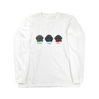 エンまりっか01 Long sleeve T-shirts