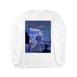 粗大ゴミちゃん Long sleeve T-shirts