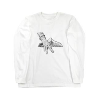 ダンボ by SANTA Long sleeve T-shirts
