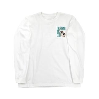 CALIFORNIA DOG CLUB Long sleeve T-shirts
