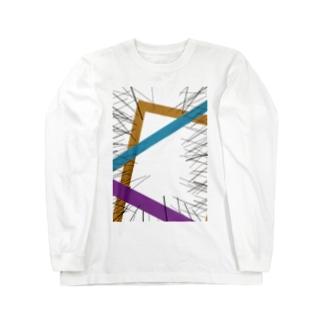 焦燥感 Long sleeve T-shirts