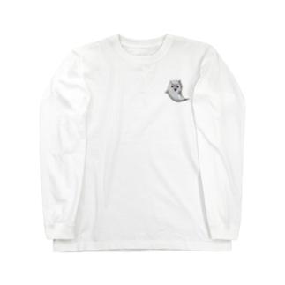 チョメチョメ君 Long sleeve T-shirts