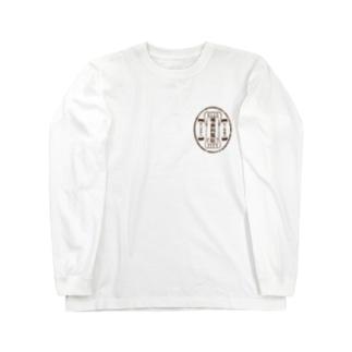 噛歯科醫院 Long sleeve T-shirts