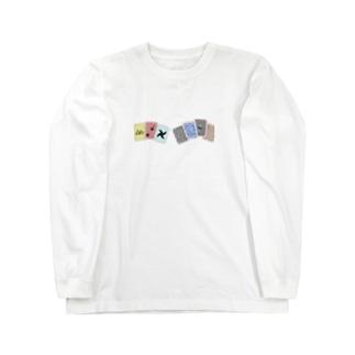 忍者 Long sleeve T-shirts