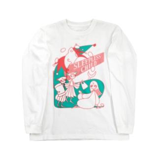 たまごを買いに Long sleeve T-shirts