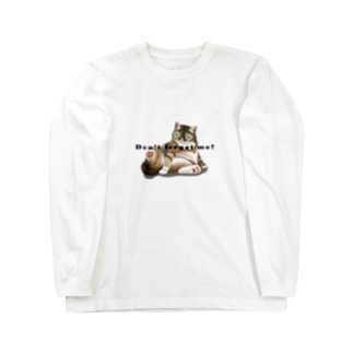 猫の訴えVOL.1 Long sleeve T-shirts