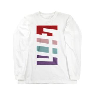 タナカさん名入れグッズ(カタカナ)難読?  Long sleeve T-shirts