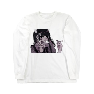 うさちゃん Long sleeve T-shirts