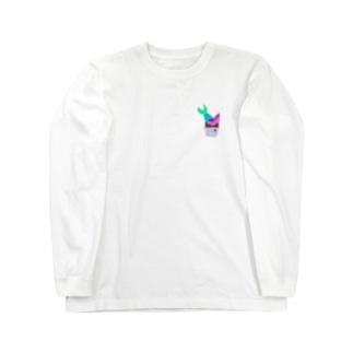 マーメイドアイス Long Sleeve T-Shirt