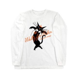 Waltz for Robin Long sleeve T-shirts