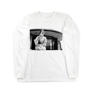 ぷはぁっ Long sleeve T-shirts