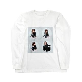 チャンポニ🤞 Long sleeve T-shirts