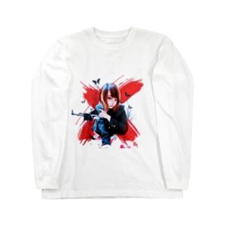 チャンポニ❌ Long sleeve T-shirts