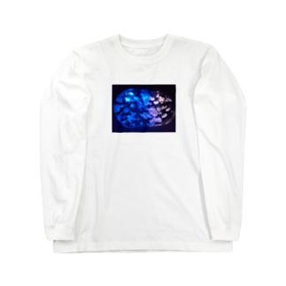 水族館withクラゲ Long sleeve T-shirts