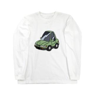 S13タイプのくるま Long sleeve T-shirts