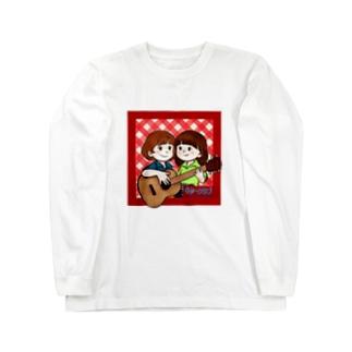 ギタークラブ Long sleeve T-shirts