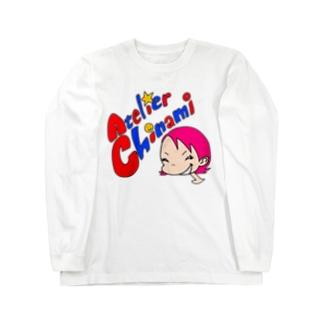POPカラーChinami Long sleeve T-shirts