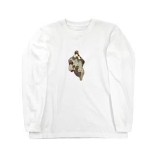 有機体 Long sleeve T-shirts