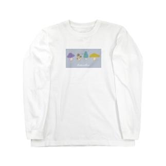 kinoko Long sleeve T-shirts