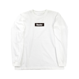 Rocks(縦長) Long sleeve T-shirts