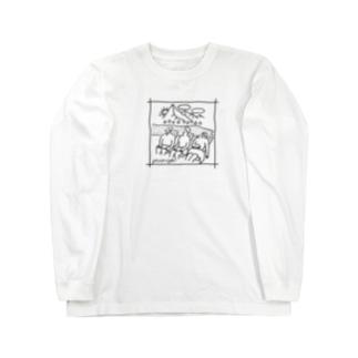 整うロンT Long sleeve T-shirts