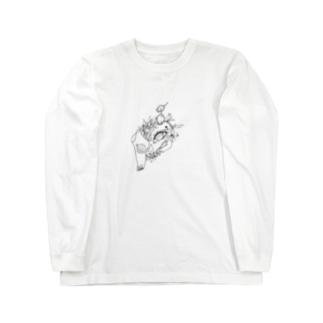 愛され女子 Long sleeve T-shirts