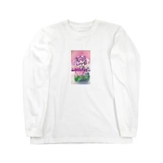 キャベツとロリータ Long sleeve T-shirts