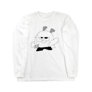 ちびっちょフィア Long sleeve T-shirts