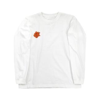 楓マン Long sleeve T-shirts