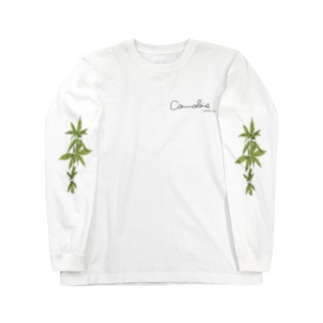 coco70のcannabis L/S T-shirt by coco70 Long sleeve T-shirts