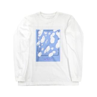 炭酸飲料 Long sleeve T-shirts