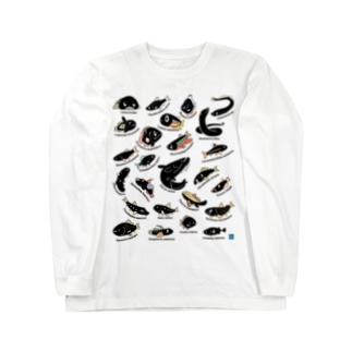 SILHOUETTE AQUARIUM 01 Long sleeve T-shirts