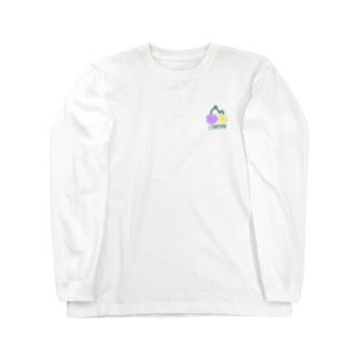 CHERRY BEAR Long sleeve T-shirts