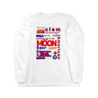 メジャーリーグ Long sleeve T-shirts