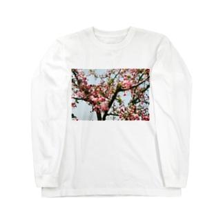 なんの花 Long sleeve T-shirts