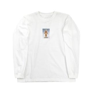 KINSOSHIKI Long sleeve T-shirts
