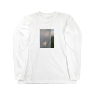 ミモザ Long sleeve T-shirts