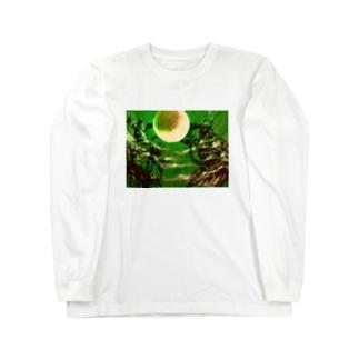 仁王像 Long sleeve T-shirts