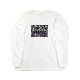 き Long sleeve T-shirts