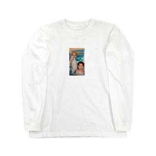 おもひで Long sleeve T-shirts