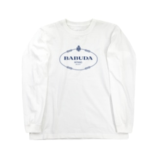 BABUDA Long sleeve T-shirts
