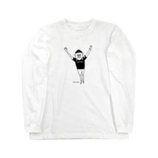 【KUFC】 'Winning' Yutaka Tanoue T-SHIRT Long sleeve T-shirts