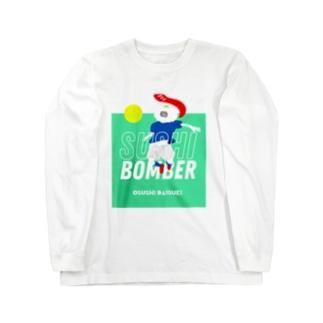 スシボンバー Long sleeve T-shirts