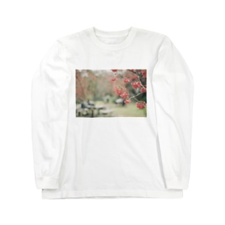 ダスティーなtシャツ Long sleeve T-shirts