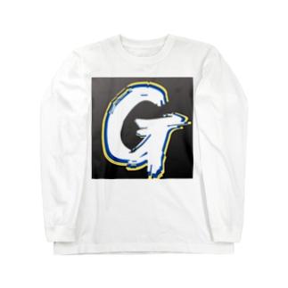 GロゴロングスリーブTシャツ 1st TYPE2 Long sleeve T-shirts