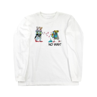 NO WAY! Long sleeve T-shirts