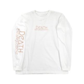 死絡み Long sleeve T-shirts